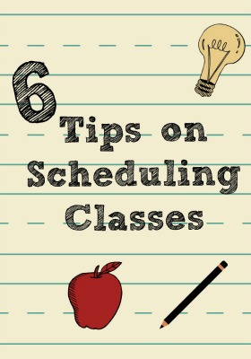 scheduling-classes