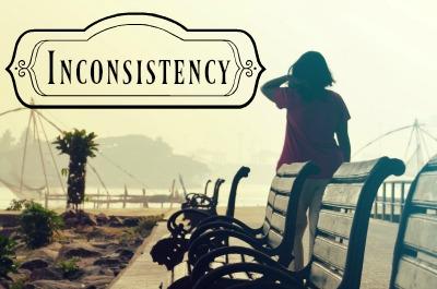 Incosistency